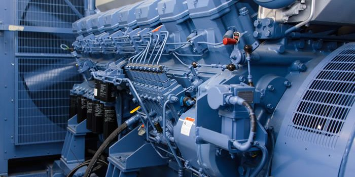 Industrial and Generator Radiators