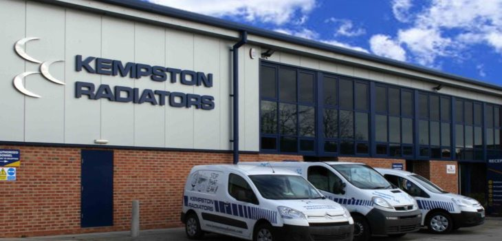 Kempston Radiators MOT Test and service centre in Kemspton Bedford